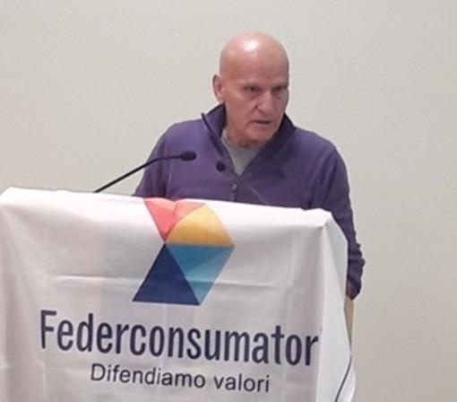 Bruno Albertinelli, presidente Federconsumatori VdA