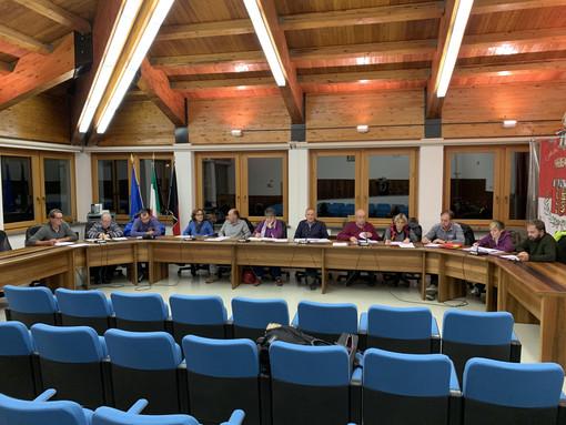 Il Consiglio comunale di Brissogne