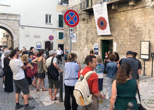 A Bari i suoni del Fleyé con l'installazione sonora di Bruno Baratti