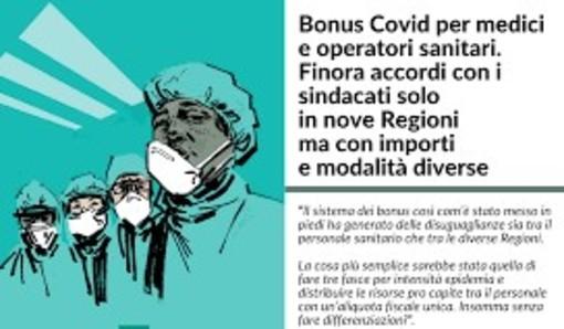 Sindacati, 'tra Stato e Regione il pasticcio del bonus Covid e a rimetterci sono sempre i lavoratori'