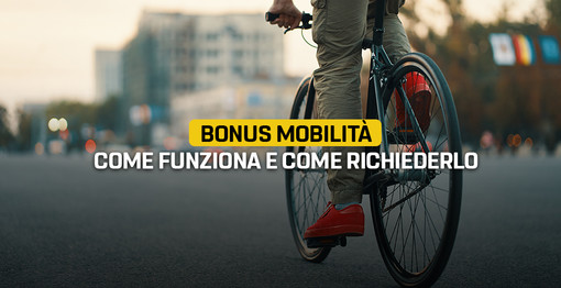 Bonus mobilità per e-bike & co.