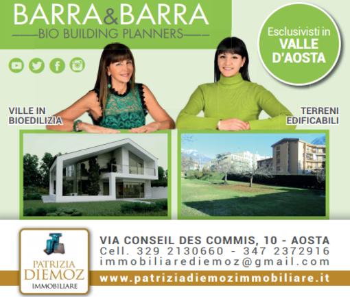 CASA SUBITO IN VALLE D'AOSTA: Terreni edificabili e ville in bioedilizia