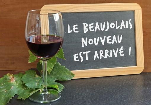 D'aujourd'hui en vente en Vallée le Beaujolais nouveau