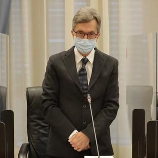 Roberto Barmasse, assessore regionale alla sanità