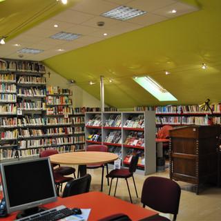 Riapre al pubblico la biblioteca ospedaliera al 'Parini'