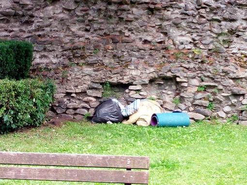 L'OPINIONE DI UN LETTORE: Mura Romane bosco orizzontale