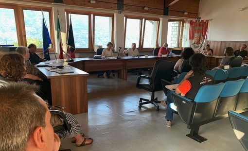 I lavori consiliari a Brissogne