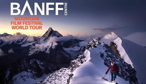 Il Festival Banff del cinema di montagna torna in Valle