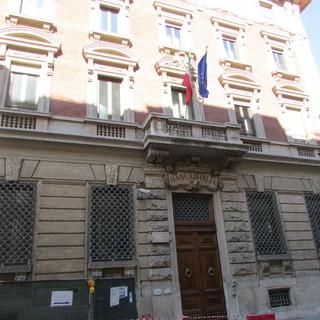 La sede regionale di Bankitalia ad Aosta