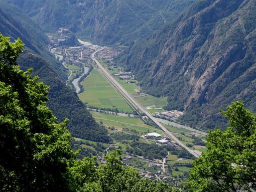 MONTAGNA VDA: Cammino Balteo - 5° tappa Arnad /Challand-Saint-Victor