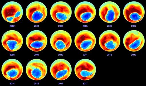 """I docenti scrivono ai media: """"Buco dell'ozono, concetto superato"""""""