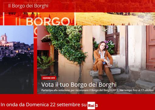 Chamois, Fenis e Gressoney in gara per Il Borgo dei Borghi 2019