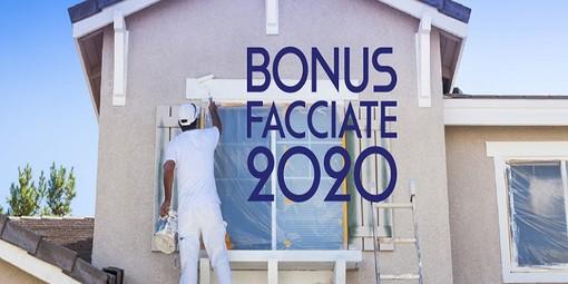 Bonus per restaurare facciate immobili