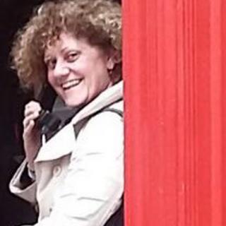 Antonella Barilà (foto tratta da suo profilo Tweet)