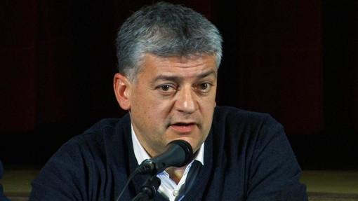 Luigi Bertschy, vice presidente della Regione