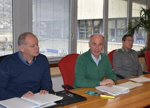 Chatrian ha presentato ai Sindacati il Piano lavori forestali 2020
