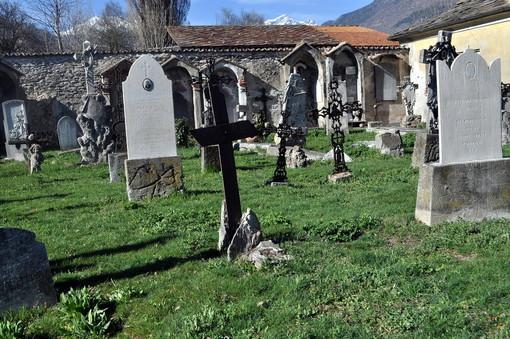 Il cimitero di Sant'Orso