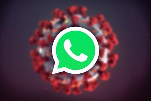 WhatsApp limita l'invio in serie di notizie su coronavirus