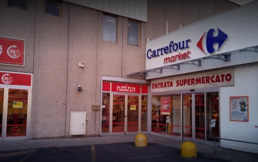 Carrefour cede in franchising il supermercato di Saint  Christophe