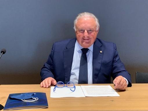 gRAZIano Dominidiato, presidente Fipe-Confcommercio VdA