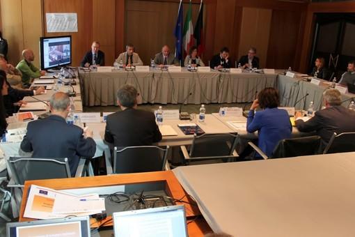 Una riunione del Comitato Fesr in Valle d'Aosta