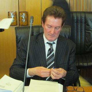 Paolo Contoz in campo per le prossime regionali