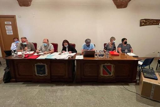 Una riunione del Consiglio comunale di Chatillon