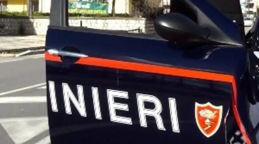 Arrestato e condannato a otto mesi di carcere per aver aggredito i carabinieri