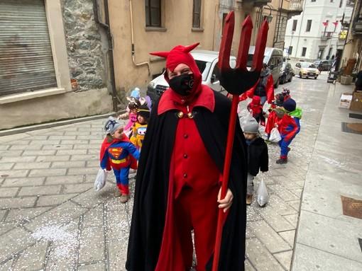 Pont-St-Martin: Il covid non ha fermato il Carnevale dei Bimbi - I VIDEO