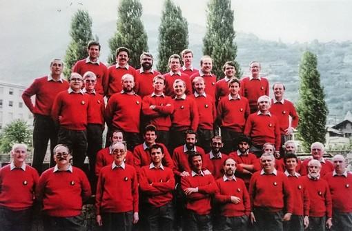 Il Coro Penne Nere di Aosta