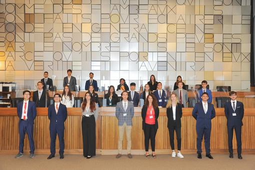 Le 4e Conseil des Jeunes Valdôtains a ouvert ses travaux