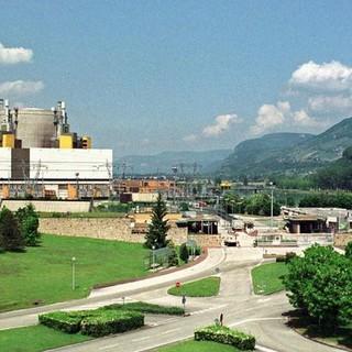 La Centrale nucleare di Creys-Malville la più vicina alla Valle d'Aosta e che in passato ha già registrato alcuni preoccupanti incidenti