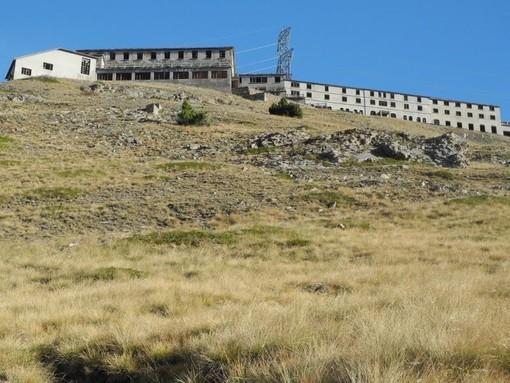 MONTAGNA VDA: Miniere di Colonna - Cogne
