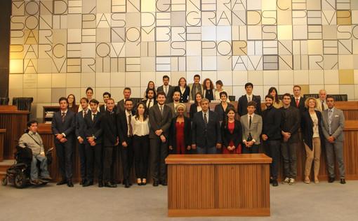 Tout est prêt pour accueillir la 3e édition du Conseil des Jeunes Valdôtains