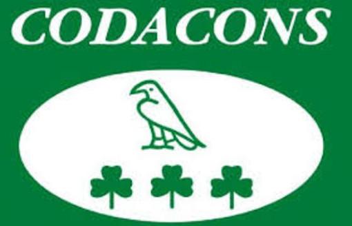 """""""SOS CODACONS"""" NUMERO VERDE 800980273"""
