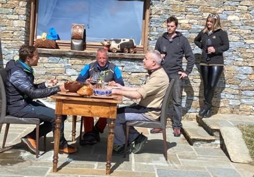 La Valle d'Aosta in onda su Linea Bianca: appuntamento nella Valle di Cogne