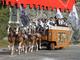 Carnevale Storico Ivrea: I carri da getto protagonisti il 24 febbraio, penultima domenica di Carnevale