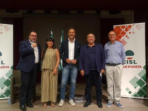 Maurizio Petriccioli, Chiara Pasqualotto, Jean Dondeynaz, Piero Ragazzini, Vincenzo Albanese,