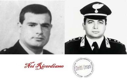 Nel ricordo di Gaetano Cappiello e Emmanuele Basile trucidati dalla mafia