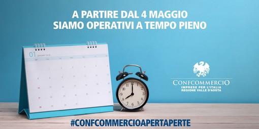 CONFCOMMERCIO APERTA PER TE – FULL TIME