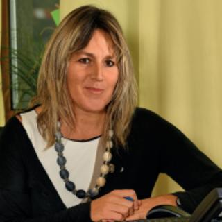 L'assessora regionale al'Istruzione, Chantal Certan