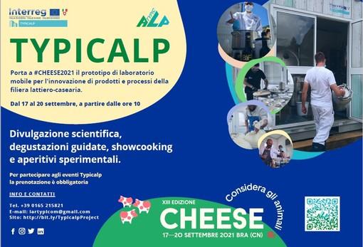 Missione a CHEESE 2021 - Appuntamento a Bra con i laboratori mobili dello IAR e i formaggi a latte crudo