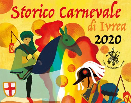 Apertura edizione 2020 Storico Carnevale Ivrea