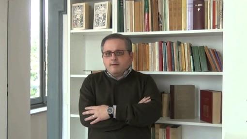 Lo storico Claudio Vercelli