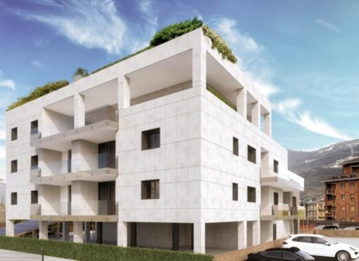 CASA SUBITO IN VALLE D'AOSTA: Alloggi di nuovissima costruzione ad Aosta, via Chambéry