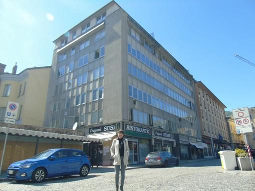 CASA SUBITO IN VALLE D'AOSTA: Ufficio in affitto ad Aosta, Piazza Narbonne