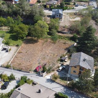 CASA SUBITO IN VALLE D'AOSTA: Terreno edificabile nel centro del Villair di Quart