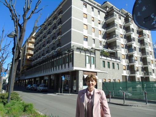 CASA SUBITO IN VALLE D'AOSTA:  Alloggio arredato in affitto ad Aosta, via Saint Martin de Corléans