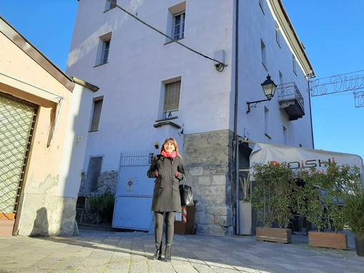 CASA SUBITO IN VALLE D'AOSTA: Ufficio in affitto in centro Aosta, via Aubert