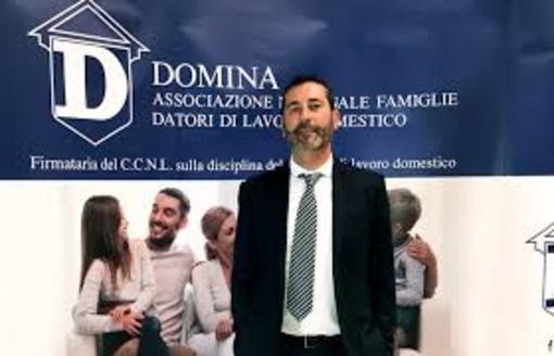 Lorenzo Gasperrini, segretario generale di DOMINA